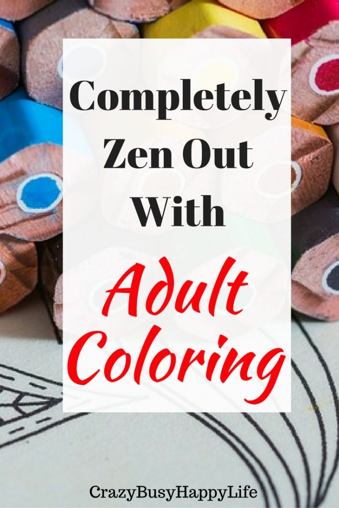 Ready to bliss out and be stress free? Try adult coloring! Links to free adult coloring pages.