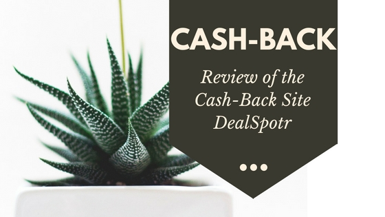 I've found a new way to earn cash-back and get Amazon gift cards and find coupon codes and sales. It's called DealSpotr