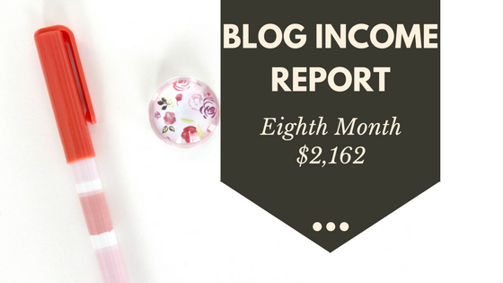 How I made over $200 on my blog this month