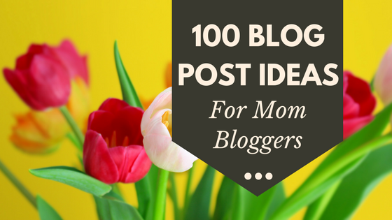 Massive list of blog post ideas